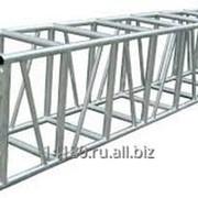 Производство металлических строительных конструкций и изделий фото
