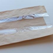 Упаковка под багет фото