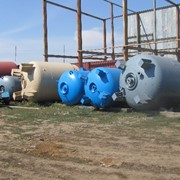 Комплектующие для химического оборудования реакторы, сборники, емкости фото