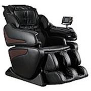 Массажное кресло US Medica INFINITY 3D (черное) фото