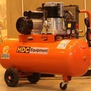 Компрессор HDC 100 литров 380 вольт фото