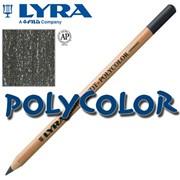 Высококачественные художественные карандаши Lyra Rembrandt Polycolor Средне-серый фото