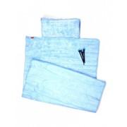 Пляжный коврик SERYAT голубой