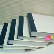 Переплетные работы для архивного хранения документов фото