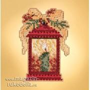 Набор для вышивания Christmas Lantern фото