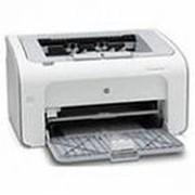 Принтеры цветные лазерные CE651A LaserJet P1102 фото