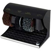 Оборудование для чистки обуви фото