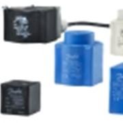 Катушки электромагнитные для клапанов Danfoss фото