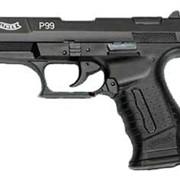 Пистолет газовый Walther P99 фото