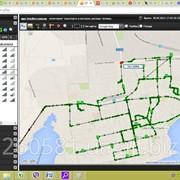 GPS Мониторинг, програмное обеспечение сервера фото
