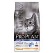 Корм Pro Plan Adult 7+ для кошек старше 7 лет 0.4 кг фото