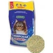 Комкующийся Наполнитель Сибирская кошка , 20кг фото
