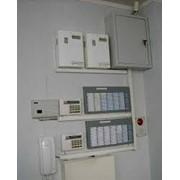 Пожарная сигнализация: монтаж (установка), обслуживание фото