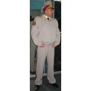 Куртка повседневная для высшего начальствующего состава Код; 123-860 фото