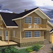 Проекты кирпичных домов фото