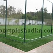Строительство мини-футбольных полей, Строительство мини-футбольных полей под ключ, Строительство мини-футбольных полей любой сложности. фото