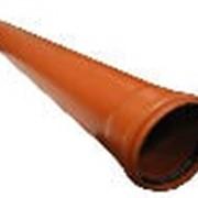 НПВХ трубы для канализации фото