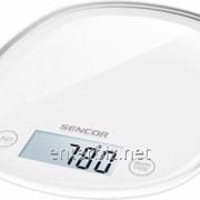 Весы Кухонные Sencor Sks30Wh, арт.136816 фото