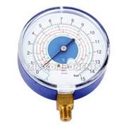 Манометр низкого давления WK6803L (R-12,22,134,404) фото