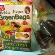 Пакеты для упаковки продуктов Green Bags фото