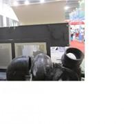 Одновальный шреддер ESD CS-800 фото