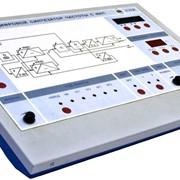 Оборудование учебно-лабораторное Цифровой синтезатор частоты с ФАП УФС 05 фото