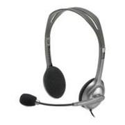 Наушники Logitech H110 Stereo Headset (981-000271) фото