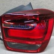 BMW 1 Series Фонарь задний внешний правый (3 дв) (5 дв) с диодами 2011 фото