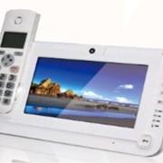 Видеодомофон с DECT трубкой Slinex XS-07M фото