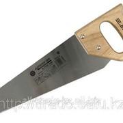 Ножовка Stayer TOOL BOX по дереву, тонкое пиление, дерев. ручка, импульс. закалка, мелкий Код: 1515-35 фото