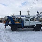Автогидроподъемник ВИПО-18-01 на шасси ГАЗ-33088 (4х4) фото