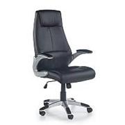 Кресло компьютерное Halmar RONNY (черный) фото