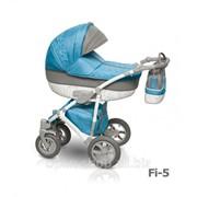 Коляска Camarelo Figaro 2 в 1 Голубой фото