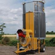 Мобильные зерносушилки на 30 тонн фото