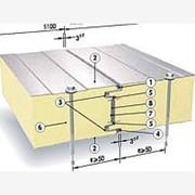 Сендвич-Панель SPB PU (Isotherm SC) Стеновые сэндвич-панели фото