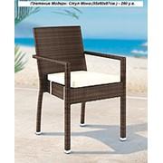 Мебель для баз отдыха , стул Мона - Модерн - искусственный ротанг - для сада, дома, гостиницы, ресторана фото