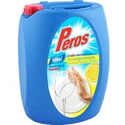 Гель для мытья посуды Peros 6л фото