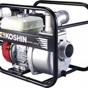 Мотопомпа бензиновая KOSHIN SEH-50X фото