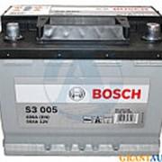 Аккумулятор BOSCH 0092S30050 S3 12V 56Ah 480A фото