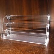 Акриловая подставка для лака фото