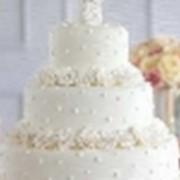 Свадебные торты и караваи фото