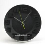 Часы Black Modern 33см фото