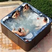 Спа ванна. фото