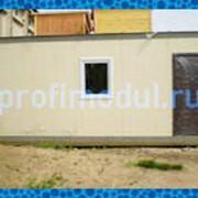Блок-контейнер EuroBox малый (СБК-3) фото
