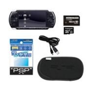 PSP 3008+карта памяти 8Гб micro+тканевый чехол+USB+пленка, купить игровую приставку Киев, Украина фото