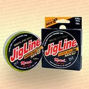Плетенка JigLine MX8 Super Silk 100 м, зелён., 0,16 мм тест 13 кг фото