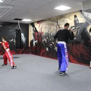 Кикбоксинг для детей и взрослых в клубе Графит фото