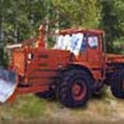 Машина трелевочная 150ТЛ для сбора деревьев и хлыстов на лесосеке, формирования и трелевки к месту назначения пачек деревьев и хлыстов фото