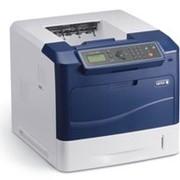 4600N Phaser Xerox принтер лазерный монохромный, Бело-Чёрный фото