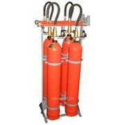 Компонент систем газового пожаротушения фото
